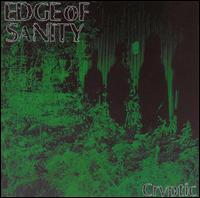 Edge of Sanity Cryptic album cover