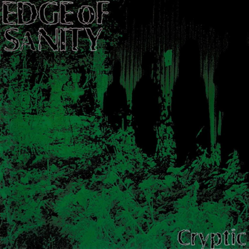 Cryptic by EDGE OF SANITY album cover