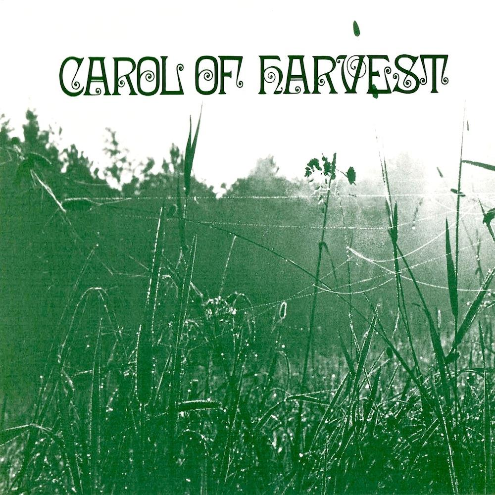 Carol Of Harvest - Carol Of Harvest CD (album) cover