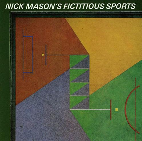 Nick Mason - Nick Mason's Fictitious Sports CD (album) cover