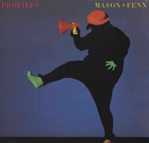 Mason + Fenn : Profiles by MASON, NICK album cover