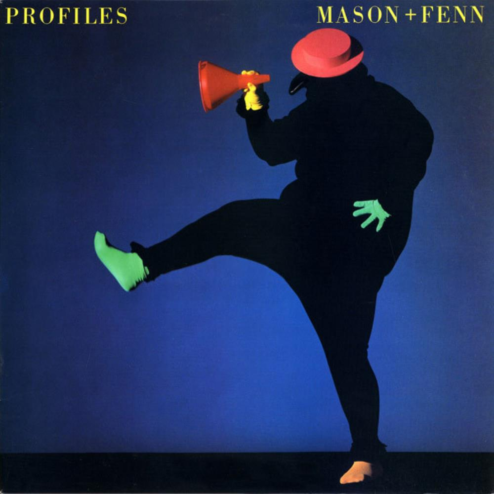 Mason + Fenn: Profiles by MASON, NICK album cover