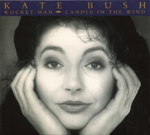 Kate Bush - Rocket Man / Candle in the Wind CD (album) cover
