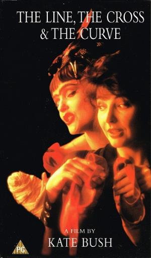 Kate Bush - The Line, The Cross & The Curve (VHS) CD (album) cover