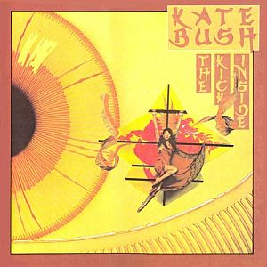 Kate Bush - The Kick Inside CD (album) cover