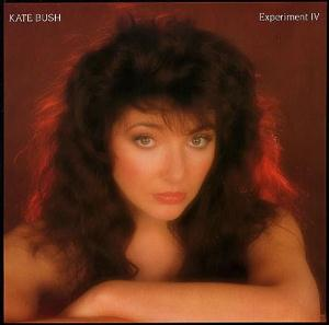 Kate Bush Experiment IV album cover