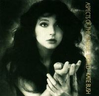 Kate Bush Aspects of the Sensual World album cover