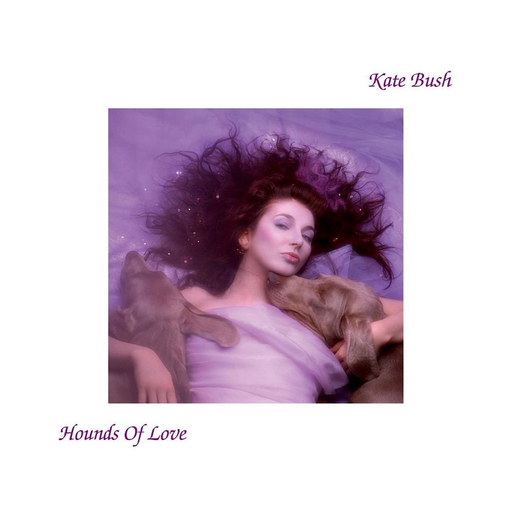 Hounds Of Love by BUSH, KATE album cover