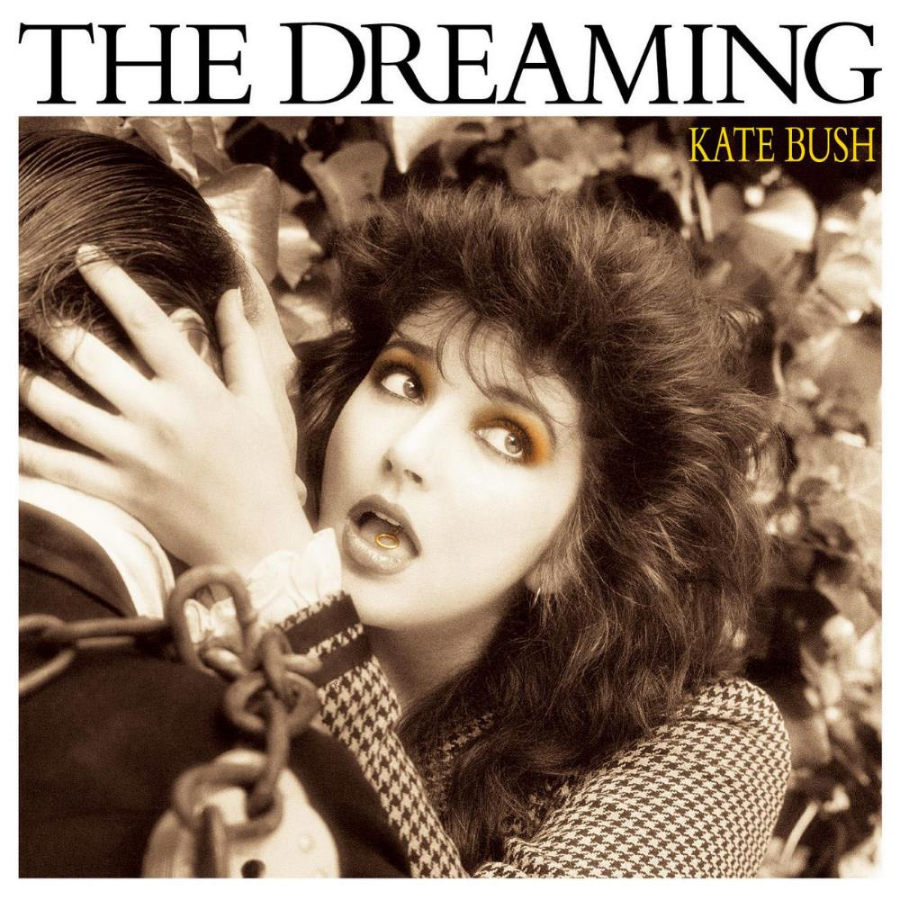 The Dreaming by BUSH, KATE album cover