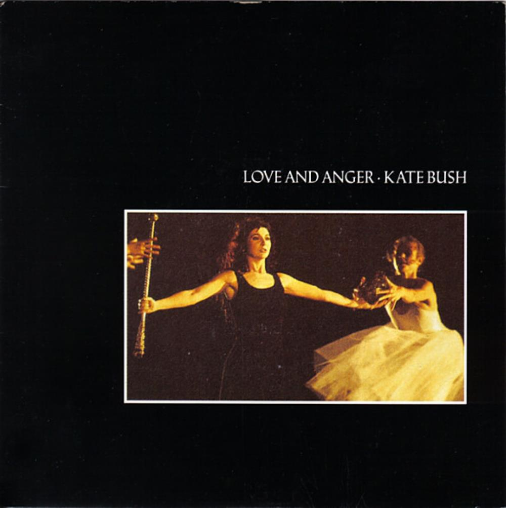 Love and Anger by BUSH, KATE album cover