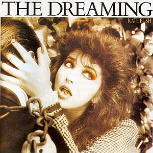 Kate Bush The Dreaming album cover