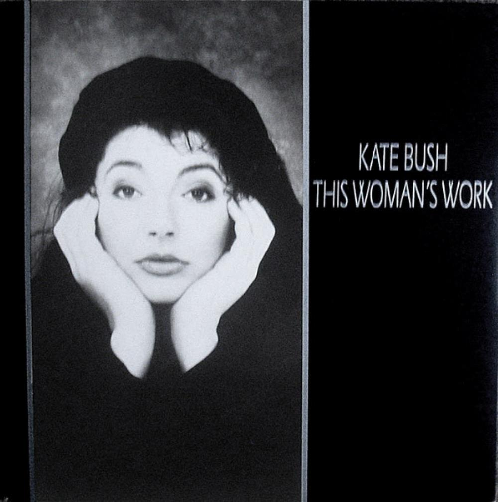 Kate Bush This Woman's Work album cover