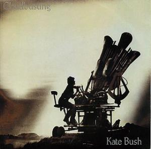 Kate Bush Cloudbusting album cover