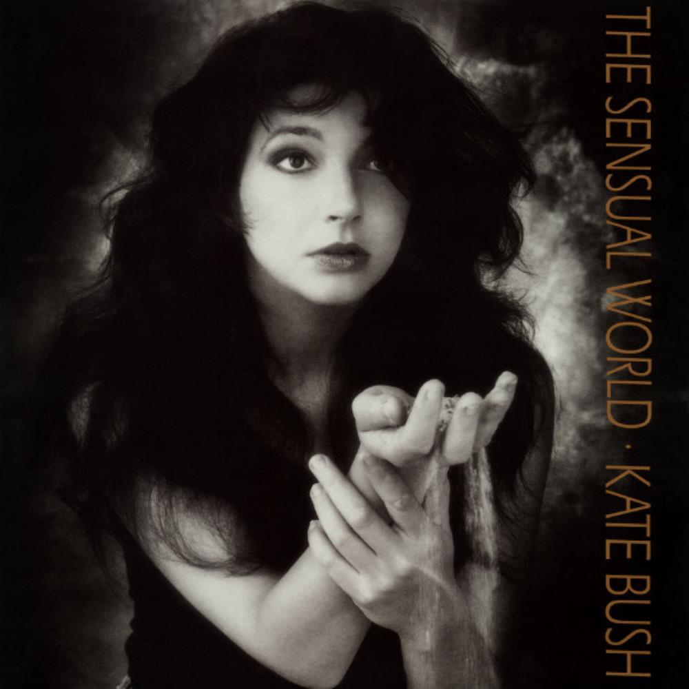 The Sensual World by BUSH, KATE album cover