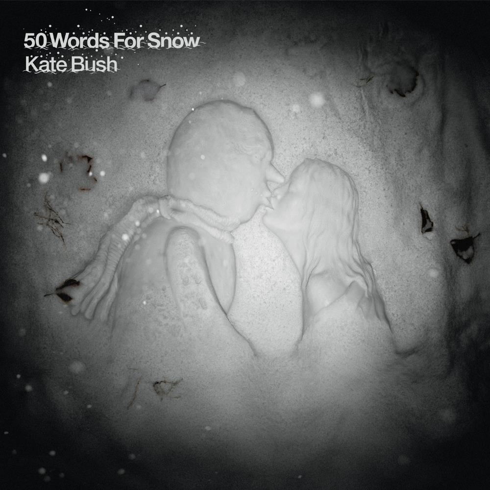 Kate Bush - 50 Words For Snow CD (album) cover