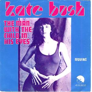 Kate Bush - The Man With The Child In His Eyes CD (album) cover