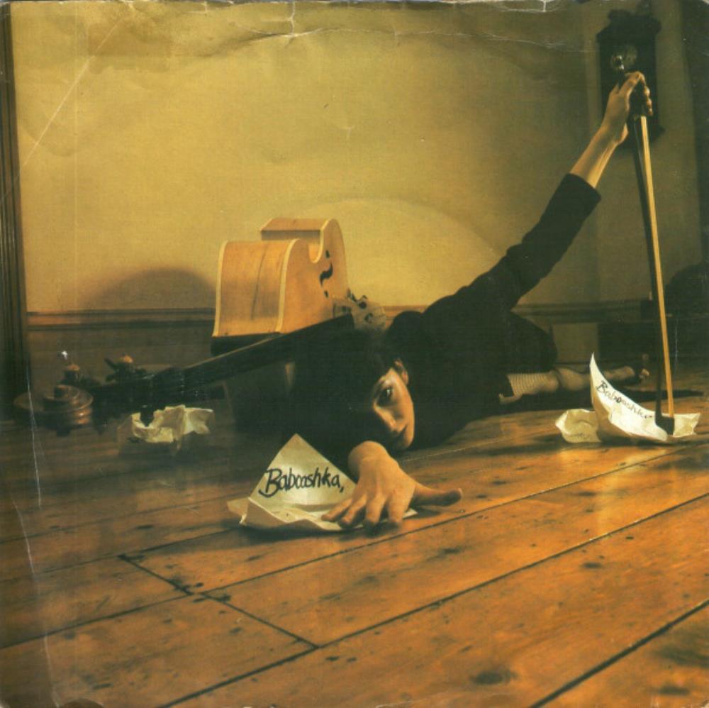 Babooshka / Ran Tan Waltz by BUSH, KATE album cover