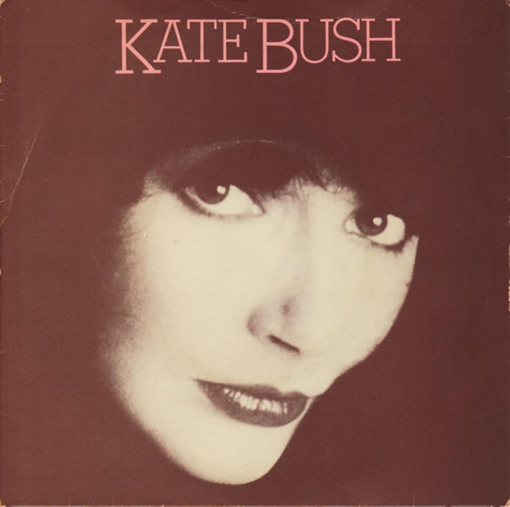 Wow / Fullhouse by BUSH, KATE album cover