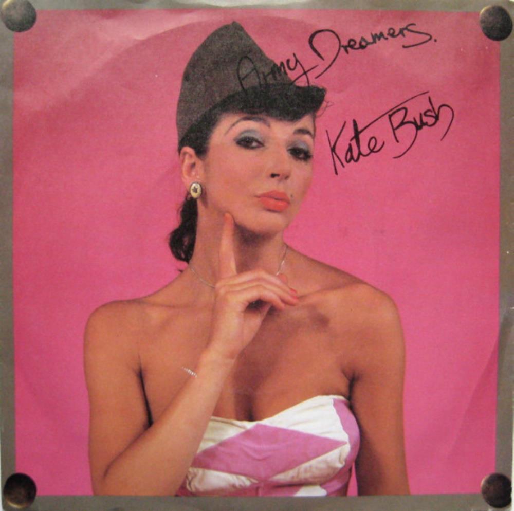 Army Dreamers by BUSH, KATE album cover