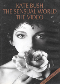 Kate Bush - The Sensual World, The Videos (VHS) CD (album) cover