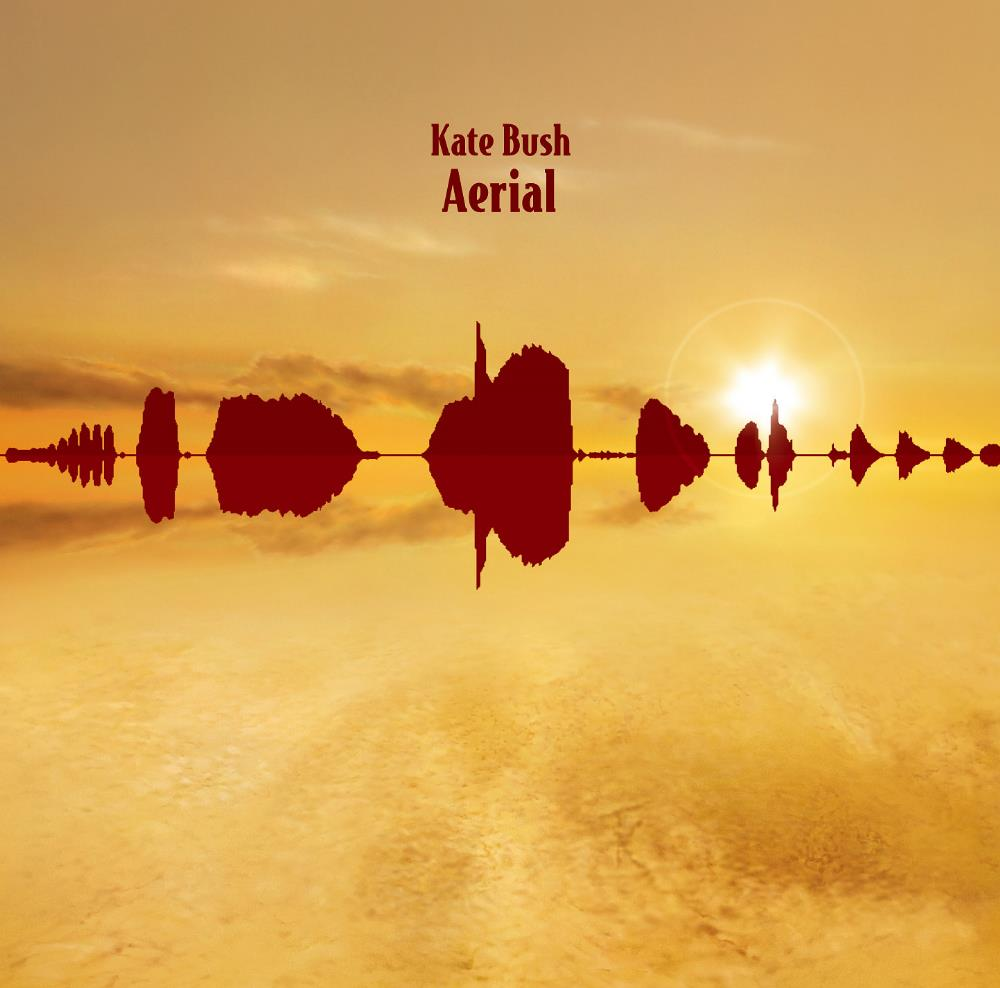 Aerial by BUSH, KATE album cover