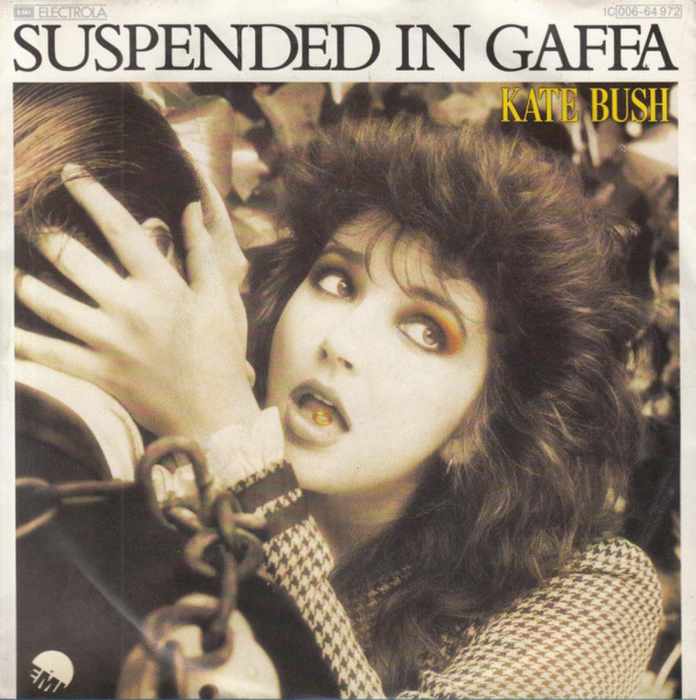 Suspended in Gaffa by BUSH, KATE album cover