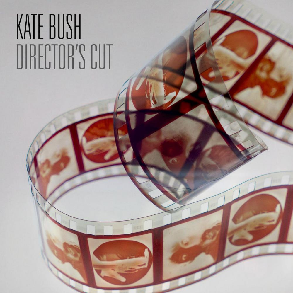 Kate Bush - Director's Cut CD (album) cover