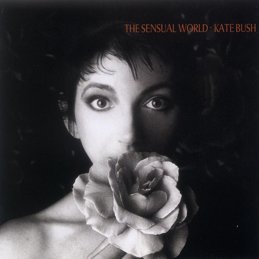 Kate Bush The Sensual World album cover