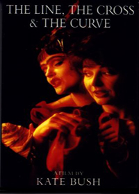 Kate Bush The Line, The Cross & The Curve (VHS) album cover