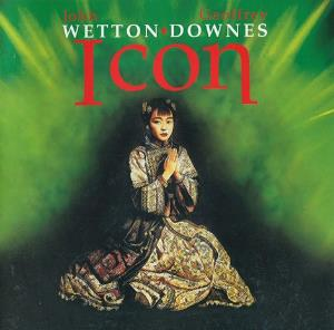 John Wetton & Geoffrey Downes - Icon by WETTON, JOHN album cover