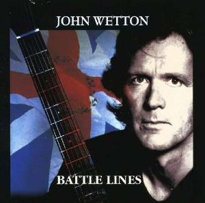 John Wetton Battle Lines (aka Voice Mail) album cover