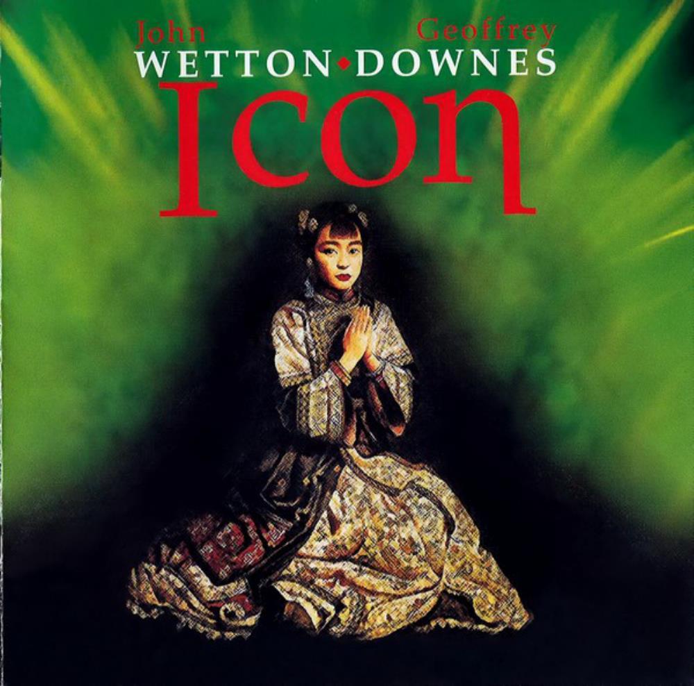 John Wetton & Geoffrey Downes: Icon by WETTON, JOHN album cover