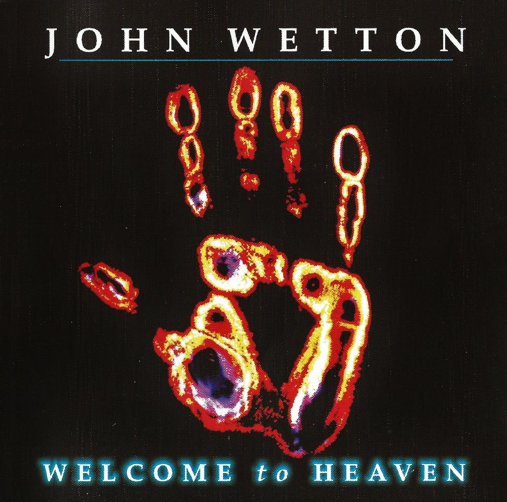 John Wetton Welcome To Heaven [Aka: Sinister] album cover