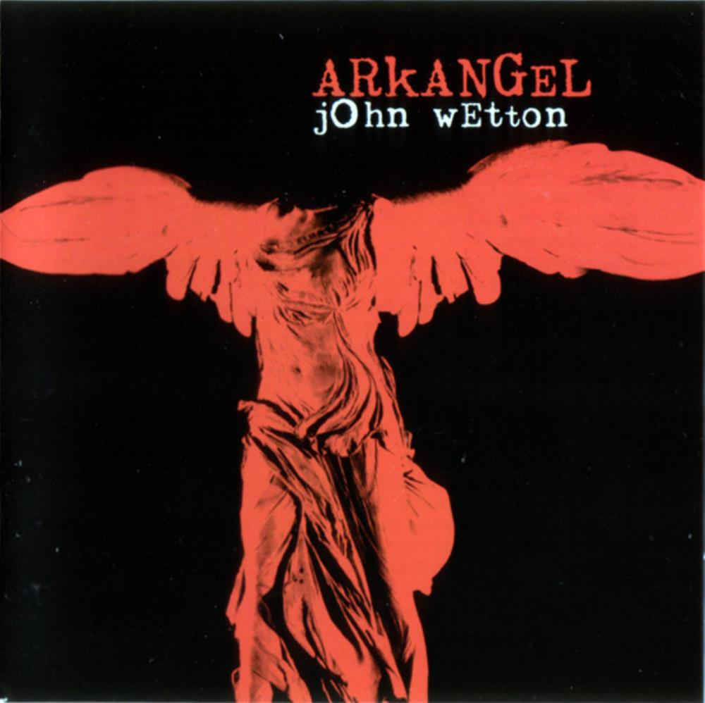 John Wetton Arkangel album cover