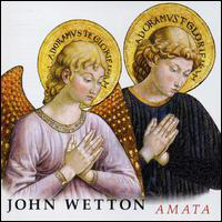 John Wetton Amata album cover