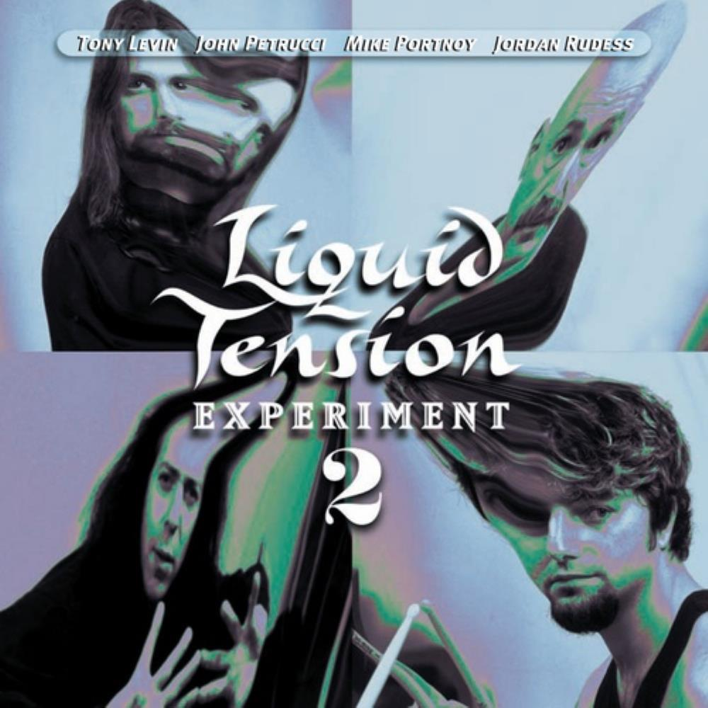 Liquid Tension Experiment 2 by LIQUID TENSION EXPERIMENT album cover