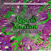 Liquid Tension Experiment - Liquid Tension Experiment  CD (album) cover