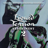 Liquid Tension Experiment - Liquid Tension Experiment 2  CD (album) cover
