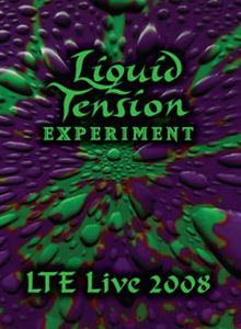 Liquid Tension Experiment Liquid Tension Experiment Live 2008 - Limited Edition Boxset album cover