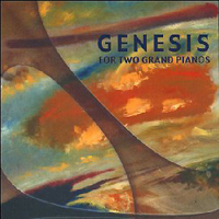 Guddal (Yngve) & Matte (Roger T.) Genesis For Two Grand Pianos Vol. 1 album cover