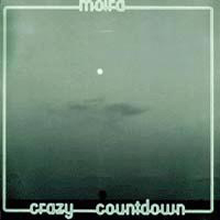 Crazy Countdown by MOIRA album cover