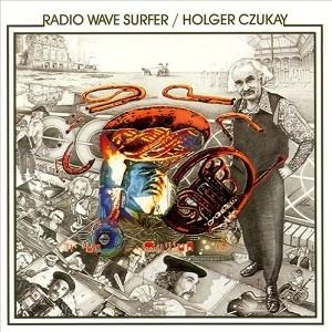 Holger Czukay - Radio Wave Surfer CD (album) cover