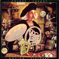 Holger Czukay - Moving Pictures CD (album) cover