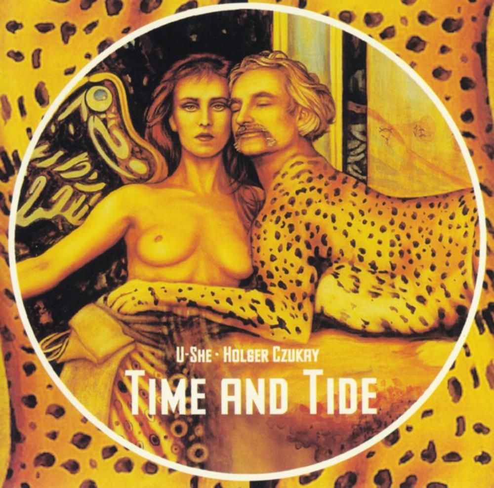 Czukay & U-She: Time And Tide by CZUKAY, HOLGER album cover