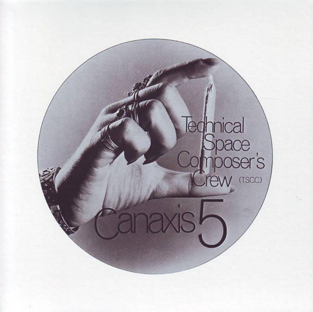 Holger Czukay & Rolf Dammers: Canaxis 5 by CZUKAY, HOLGER album cover