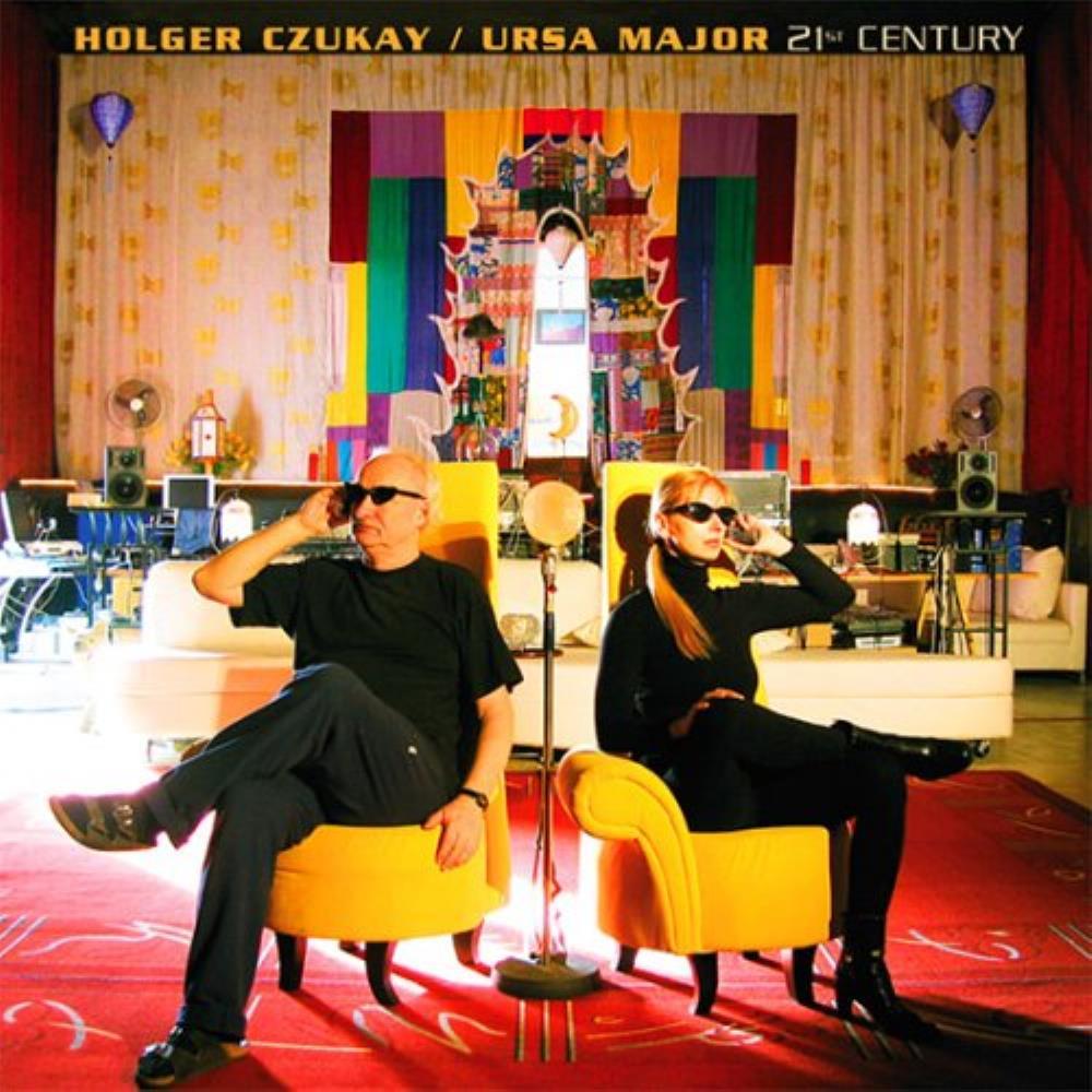 Czukay & Ursa Major: 21st Century by CZUKAY, HOLGER album cover