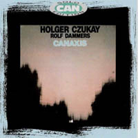Holger Czukay - Canaxis CD (album) cover