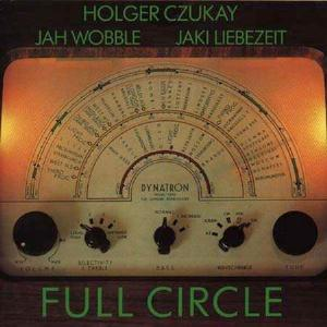 Holger Czukay Full Circle album cover