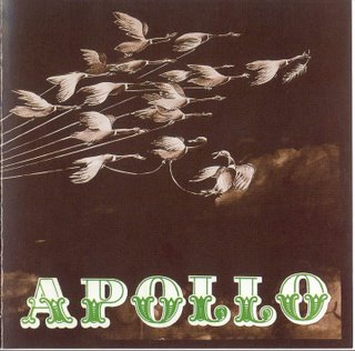Apollo by APOLLO album cover