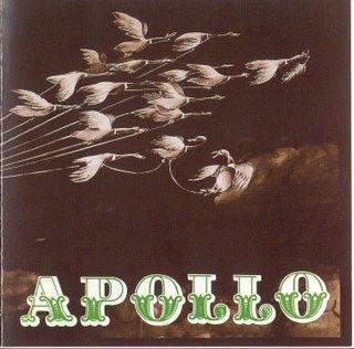 Apollo by APOLLO album cover